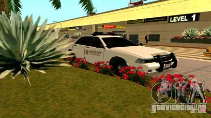GTA V Sheriff Cruiser для GTA San Andreas