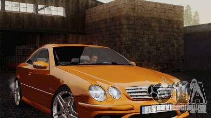 Mercedes-Benz CL65 для GTA San Andreas