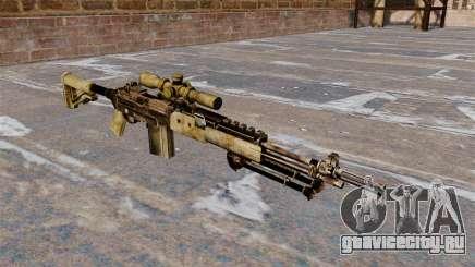 Снайперская винтовка M21 Mk14 для GTA 4