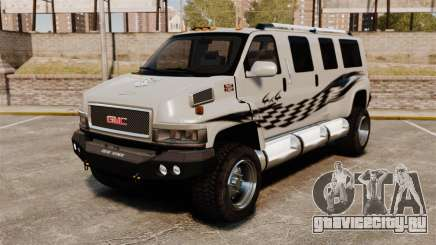 GMC Tough Guy для GTA 4
