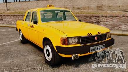 ГАЗ-31029 такси для GTA 4