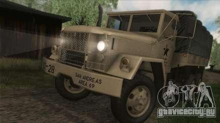 AM General M35A2 1950 для GTA San Andreas