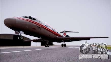 McDonnel Douglas DC-9-10 для GTA San Andreas