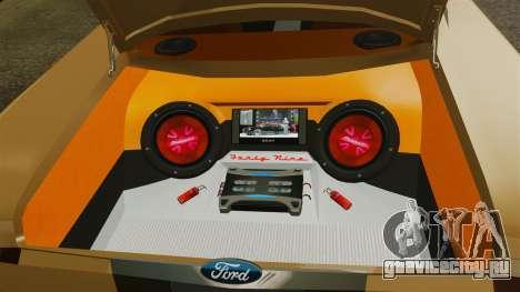 Ford Forty Nine Concept 2001 для GTA 4 вид сбоку