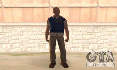 Jimmy Hopkins для GTA San Andreas