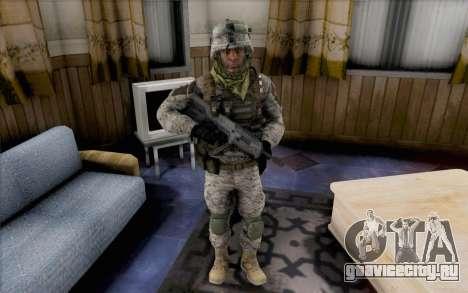 Квинтон Коул для GTA San Andreas второй скриншот