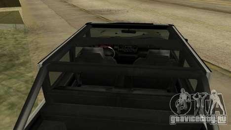 Crusader GTA 5 для GTA San Andreas вид сзади