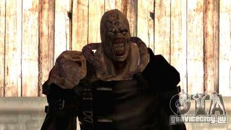 Nemesis для GTA San Andreas третий скриншот