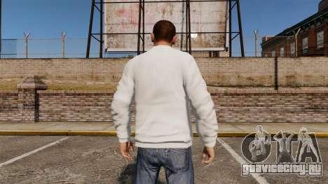 Свитер -Я люблю Нью-Йорк- для GTA 4 второй скриншот
