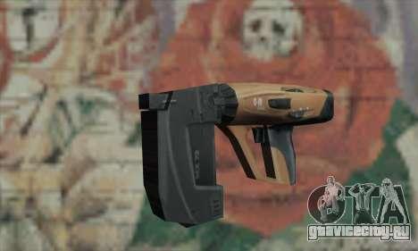 Manhunt Nailgun для GTA San Andreas
