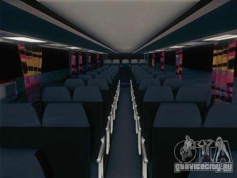 Man 14.220 (Santarosa Exfoh) - Victory Liner 210 для GTA San Andreas вид сзади