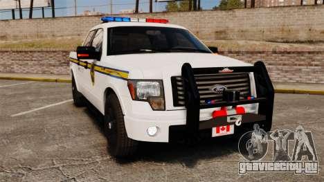 Ford F-150 2012 CEPS [ELS] для GTA 4
