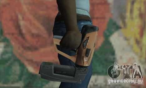 Manhunt Nailgun для GTA San Andreas третий скриншот