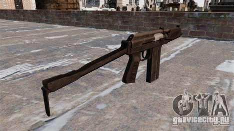 Автомат 9A-91 для GTA 4 второй скриншот