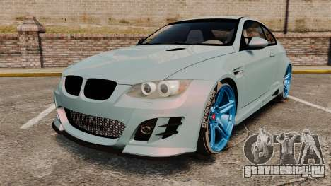 BMW M3 GTS Widebody для GTA 4