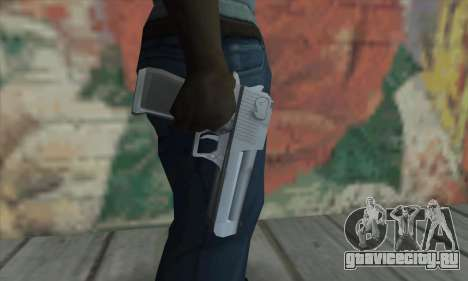 Desert Eagle из Saints Row 2 для GTA San Andreas третий скриншот