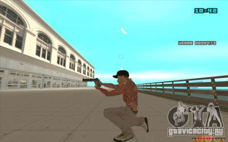 REL-REQ Grego для GTA San Andreas четвёртый скриншот