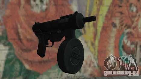 MP5 из Fallout New Vegas для GTA San Andreas