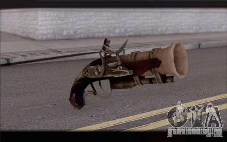 Пиратский Мушкетон для GTA San Andreas