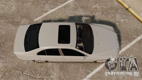 BMW 525i (E39) для GTA 4 вид справа