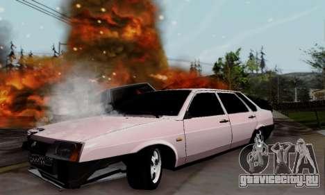 ВАЗ 21099 Бродяга для GTA San Andreas