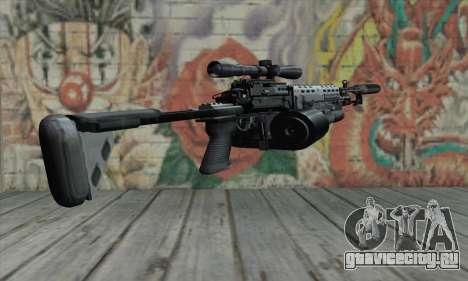 MK14 для GTA San Andreas второй скриншот