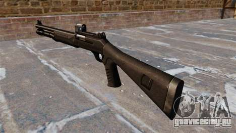 Самозарядное тактическое ружьё Benelli для GTA 4 второй скриншот