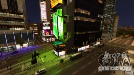 Simple ENB like life (Best setting) для GTA 4 двенадцатый скриншот