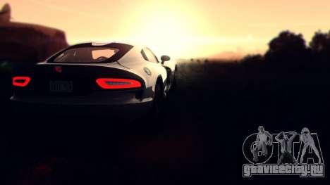Sonic Unbelievable Shader v7.1 (ENB Series) для GTA San Andreas второй скриншот