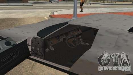 Monroe из GTA 5 для GTA San Andreas вид слева