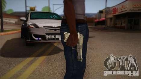 Пистолет из Max Payne для GTA San Andreas второй скриншот