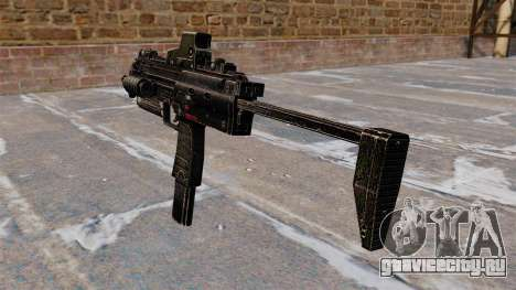 Пистолет-пулемёт MP7 для GTA 4 второй скриншот