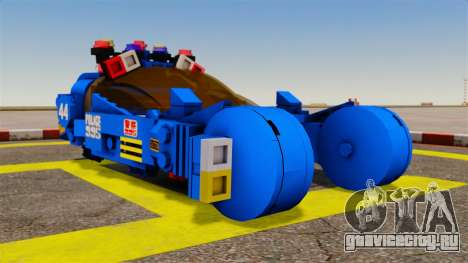 Lego Car Blade Runner Spinner [ELS] для GTA 4