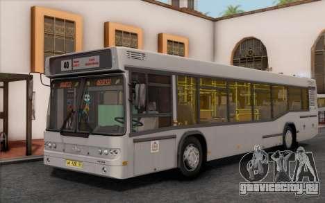 Самотлор-НН-5295 (МАЗ 103.075) для GTA San Andreas