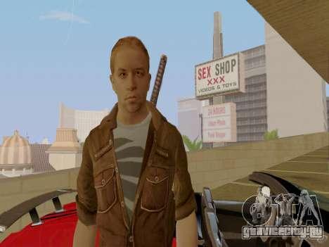 Clay Kaczmarek ACR для GTA San Andreas