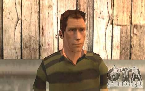 Песчаный человек для GTA San Andreas третий скриншот
