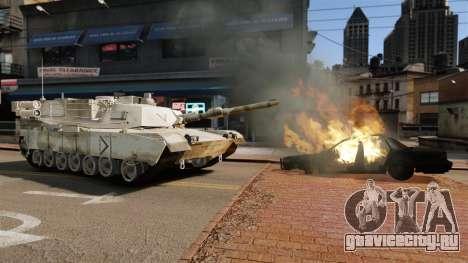 Скрипт Tank V Style для GTA 4 третий скриншот