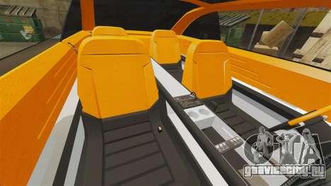 Ford Forty Nine Concept 2001 для GTA 4 вид снизу
