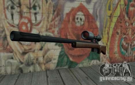 Sniper Rifle HD для GTA San Andreas