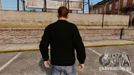 Свитер -The Punisher- для GTA 4 второй скриншот