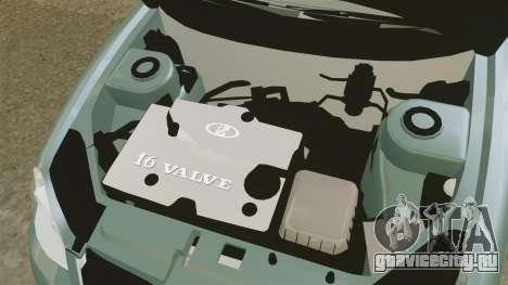 ВАЗ-2170 Lada Priora для GTA 4 вид сзади