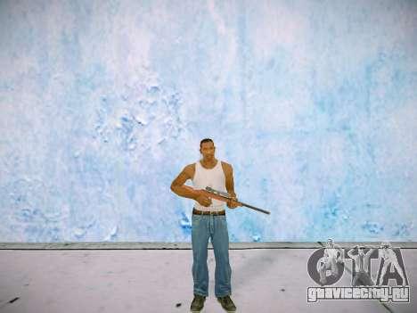 Винтовка с новым прицелом для GTA San Andreas четвёртый скриншот