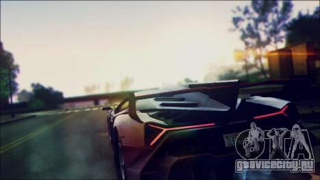 Sonic Unbelievable Shader v7.1 (ENB Series) для GTA San Andreas шестой скриншот