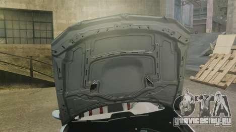 BMW M3 GTS Widebody для GTA 4 вид сбоку