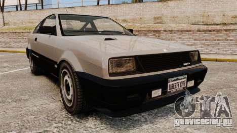 Blista CRX для GTA 4