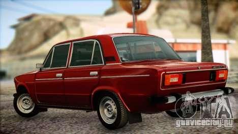 ВАЗ 21063 для GTA San Andreas вид слева