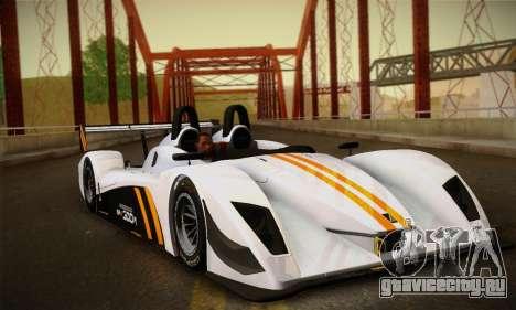 Caterham-Lola SP300.R для GTA San Andreas