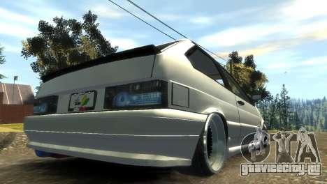 ВАЗ 2113 для GTA 4 вид слева
