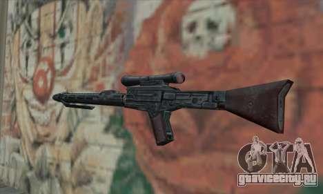 Снайперская винтовка из Star Wars для GTA San Andreas второй скриншот