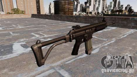 Автомат Robinson Armaments XCR для GTA 4 второй скриншот